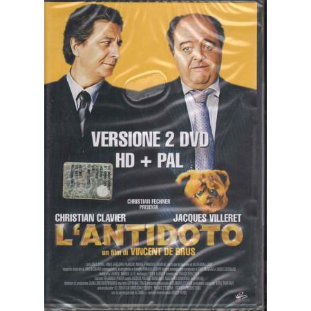 L' Antidoto DVD Christian Clavier / Jacques Villeret Sigillato 8032825662301