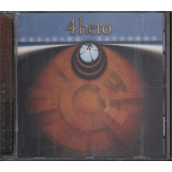 4 Hero CD Creating Patterns Nuovo Sigillato 0731458621225