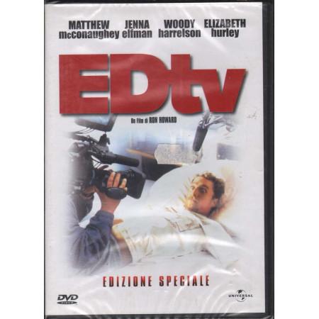 Ed Tv (Edtv)  DVD Ed Speciale D. Hopper / E. Hurley Nuovo Sigillato 3259190268418