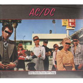 AC / DC CD Dirty deeds done dirt cheap Digipack Sigillato Nuovo  5099751076025