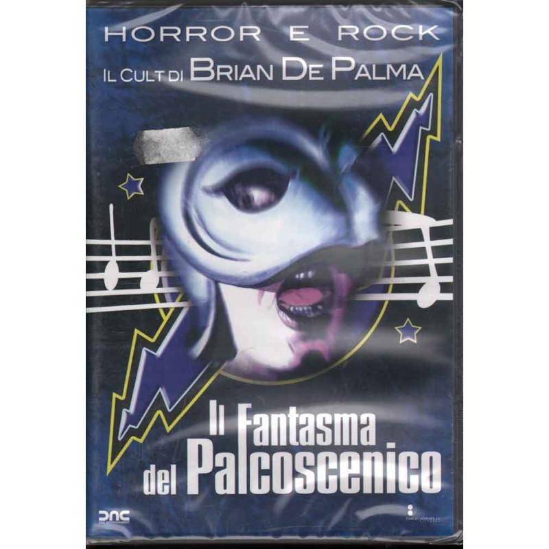 Il Fantasma Del Palcoscenico Ed. DNC DVD Brian De Palma Sigillato 8026120170166