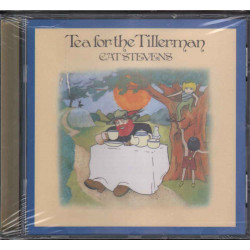 Cat Stevens CD Tea For The Tillerman Nuovo Sigillato 0731454688420