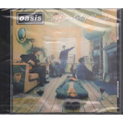 Oasis - Definitely Maybe / Helter Skelter ‎HES 477318 2 5099747731822