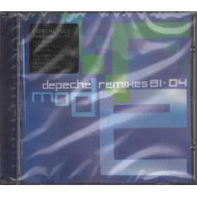 Depeche Mode CD Remixes 81·04 (81 04) / EMI Mute Sigillato 0724387454620