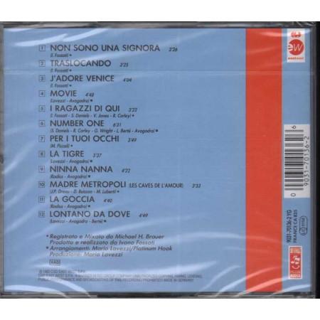 Loredana Berte' CD Non Sono Una Signora Nuovo Sigillato 0090317013626