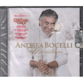 Andrea Bocelli CD My Christmas Nuovo Sigillato 8033120981517