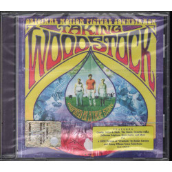 AA.VV. CD Taking Woodstock OST Original Soundtrack Sigillato 0081227985080