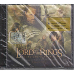 Howard Shore CD The Lord Of The Rings: The Return Of The King Sigillato