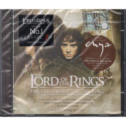 Howard Shore CD The Lord Of The Rings: The Fellowship Of The Ring Sigillato