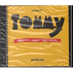 John Raitt CD The Who's Tommy OST Original Soundtrack Sigillato 0090266187423