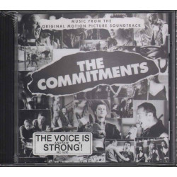 The Commitments CD The Commitments OST Original Soundtrack Sig 0008811028626