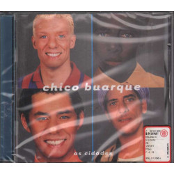 Chico Buarque CD As Cidades Sigillato 0743216323326