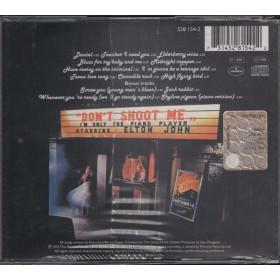 Elton John CD Don't Shoot Me I'm Only The Piano Nuovo Sigillato 0731452815422