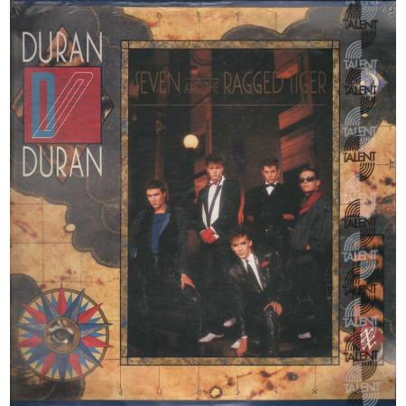 Duran Duran Lp 33giri Seven And The Ragged Tiger Sigillato 5099916545410