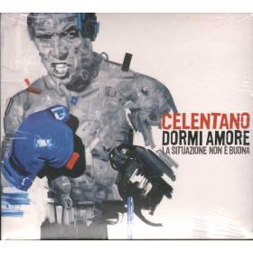 Adriano Celentano CD Dormi Amore La Situazione Non è Buona Sigillato Digipack