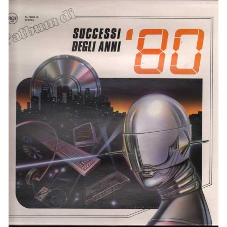 AA.VV. Lp 33giri L'Album Di Successi Degli Anni '80 Sigillato 0035627486418