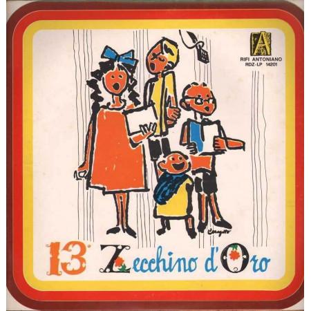 Piccolo Coro Dell' Antoniano Lp Vinile 13 Zecchino D'Oro Rifi RDZ LP 14201 Nuovo