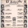 Piccolo Coro Dell' Antoniano Lp 33giri 13° Zecchino D'Oro Nuovo RDZ LP 14201