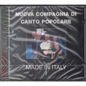 Nuova Compagnia Di Canto Popolare NCCP CD Made in Italy Sigillato 0724359820927