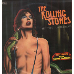 The Rolling Stones ‎‎Lp Vinile Get More Satisfaction / Decca PMS107 Nuovo