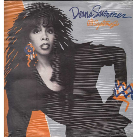 Donna Summer ‎Lp Vinile All Systems Go ‎/ 2 52953-1 Sigillato 52953