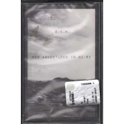 R.E.M. MC7 New Adventures In Hi-Fi Warner Bros Sigillata 0093624632047