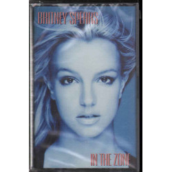 Britney Spears  MC7 In The Zone  Nuova Sigillata 0828765712941
