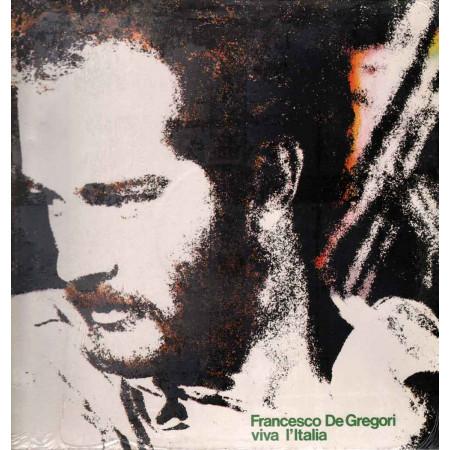 Francesco De Gregori Lp Vinile Viva L'Italia / RCA PL 31480 Sigillato