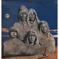 The Rolling Stones ‎‎‎Lp Vinile Solid Rock / Decca TABI 1 Nuovo