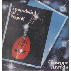 Giuseppe Andedda Lp 33giri I Mandolini di.. Napoli Sigillato LP LV 3381