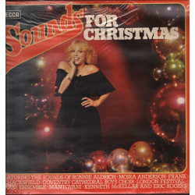 AA.VV. Lp 33giri Sounds For Christmas Sigillato Decca – MOR 18