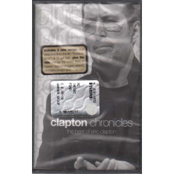 Eric Clapton - Clapton Chronicles - The Best Of E.Clapton MC7 Sig. 0093624756446