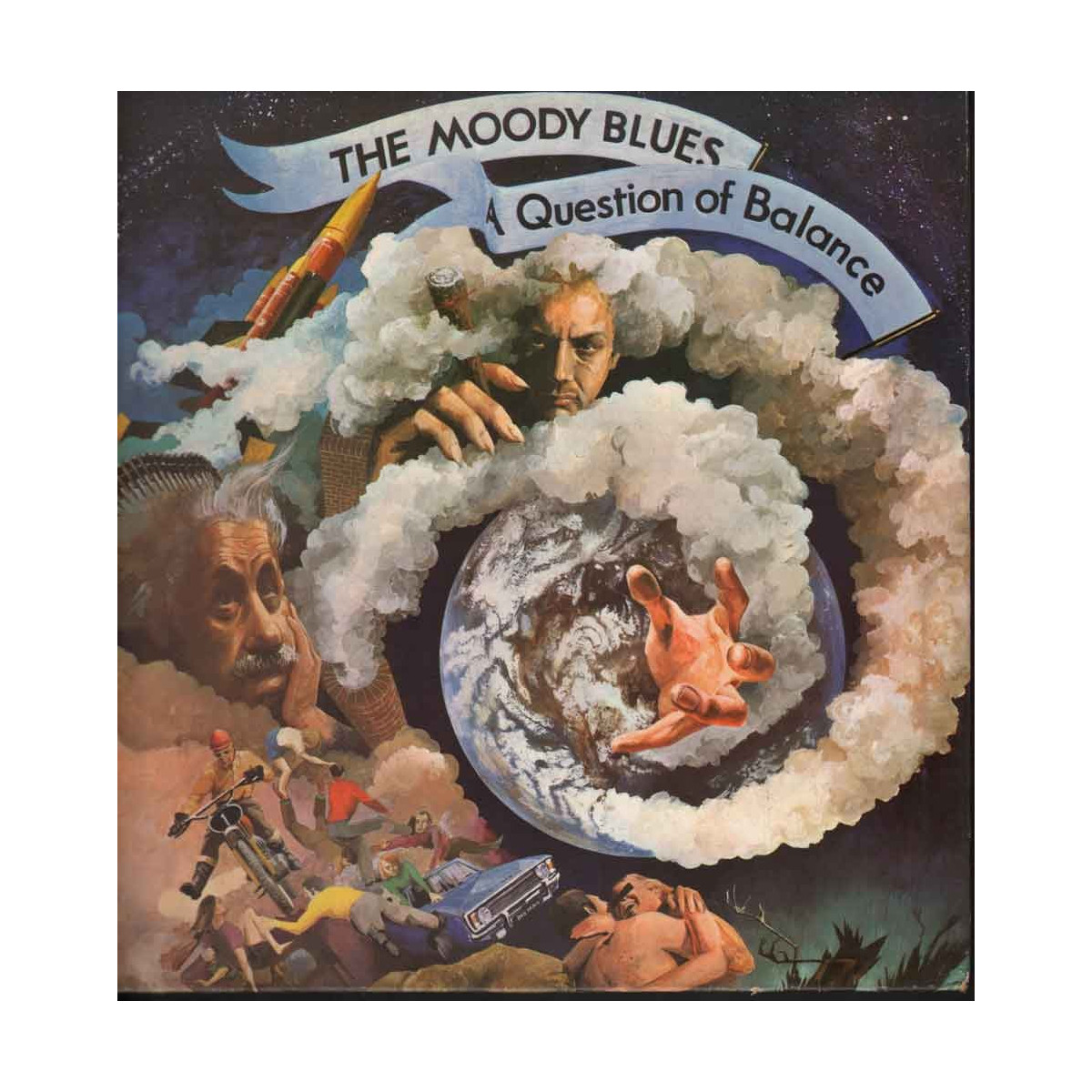 The Moody Blues Lp 33giri A Question Of Balance Nuovo Threshold THS 3