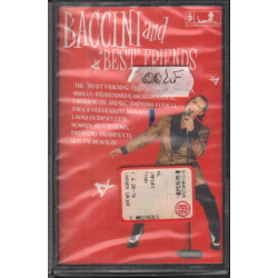 "Francesco Baccini -"" Baccini And ""Best "" Friends MC7 Nuova Sig. 0706301808641"