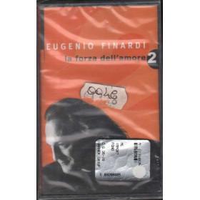 Eugenio Finardi MC7 La Forza Dell'Amore 2 / WEA 8573864184 Sigillata