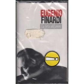 Eugenio Finardi MC7 La Forza Dell'Amore / WEA 9031 72998-4 Sigillato