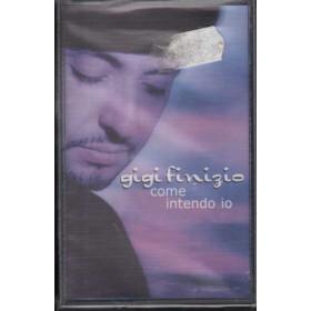 Gigi Finizio MC7 Come Intendo Io / Duck record Sigillato 8012958970801