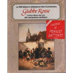 Franco Battiato 2 MC7 Giubbe Rosse / EMI Slipcase Sigillata 0077779342549