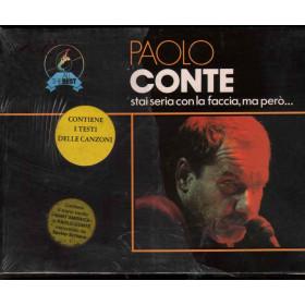 Paolo Conte MC7 Stai Seria Con La Faccia Ma Pero RCA BMG Sigillata 0035627527548