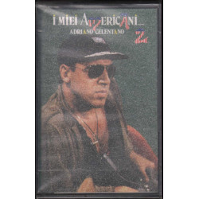 Adriano Celentano MC7 I Miei Americani Tre Puntini 2 / Clan Celentano Sigillata