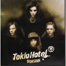 Tokio Hotel CD's SINGOLO Monsoon Nuovo 0602517339163