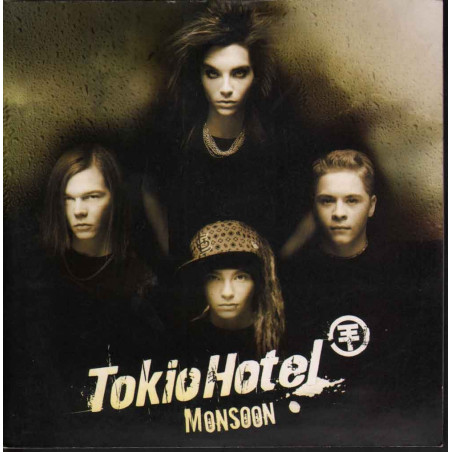 Tokio Hotel ‎CD's SINGOLO Monsoon Nuovo 0602517339163
