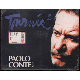 Paolo Conte 2 MC7 Tournee 2 / CGD East West 3984 25315-4 Sigillato
