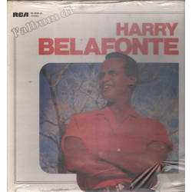 Harry Belafonte Box 3 Lp Vinile L'album di / RCA NL 90381 (3)