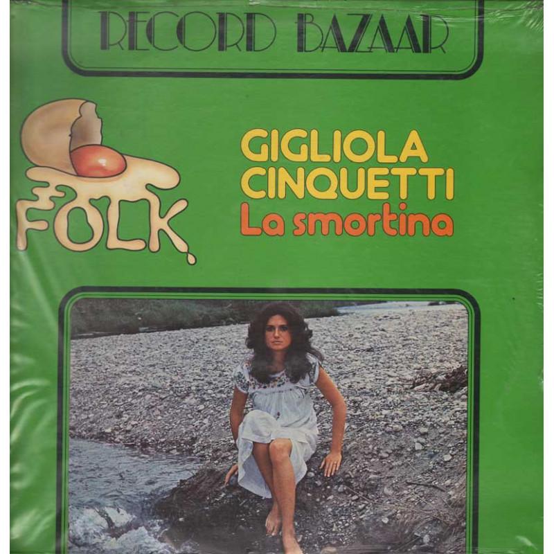 Gigliola Cinquetti Lp 33giri La Smortina Nuovo Sigillato 000089