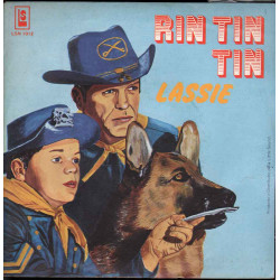 "Boys Group 45giri 7"" Rin Tin Tin / Lassie Nuovo LSN1012"