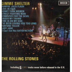The Rolling Stones -  Lp 33giri Gimme Shelter   Nuovo  SKLI 5101