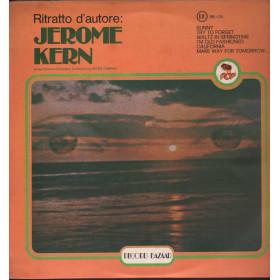Jerome Kern Lp 33giri Ritratto D' Autore: Jerome Kern Record Bazaar Nuovo
