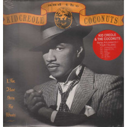 Kid Creole And The Coconuts Lp 33giri I, Too, Have Seen The Wood Nuovo Sigillato