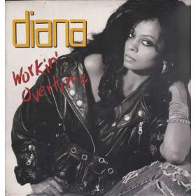 Diana Ross Lp 33giri Workin' Overtime Nuovo Sigillato